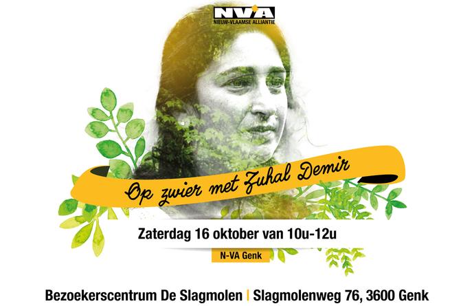 Op zwier met Demir: zaterdag 16 oktober